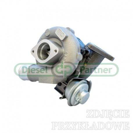 Turbosprężarka 49173-07506 Citroen, Peugeot 1,6 HDI