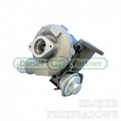 Turbosprężarka 73501343 1,3 jtd, cdti, Fiat, Opel, Suzuki