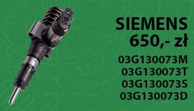 Regeneracja pompowtryskiwaczy Siemens